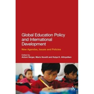 Book global education policy and IDS