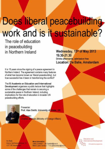 Invitation public lecture 15 May