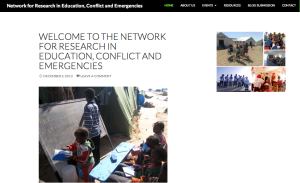 The Network for Research in Education, Conflict and Emergencies